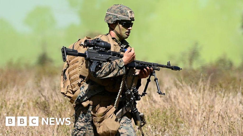 The battle to make lighter life-saving body armour
