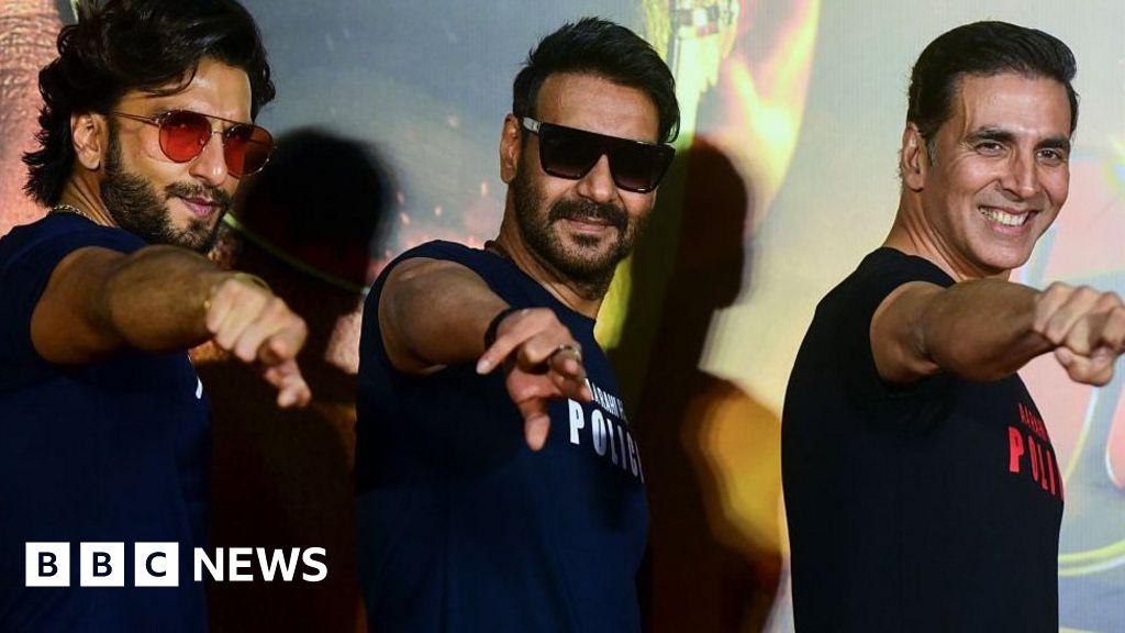 Bollywood: Coronavirus brings India s mega Film industry to a standstill
