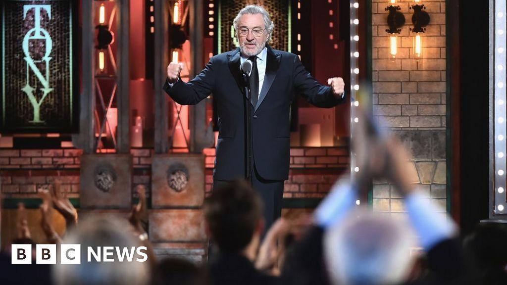 Trump hits back at 'punch-drunk' De Niro