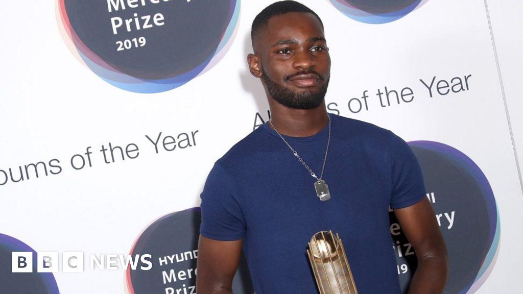 Dave wins Mercury Prize for his debut album Psychodrama