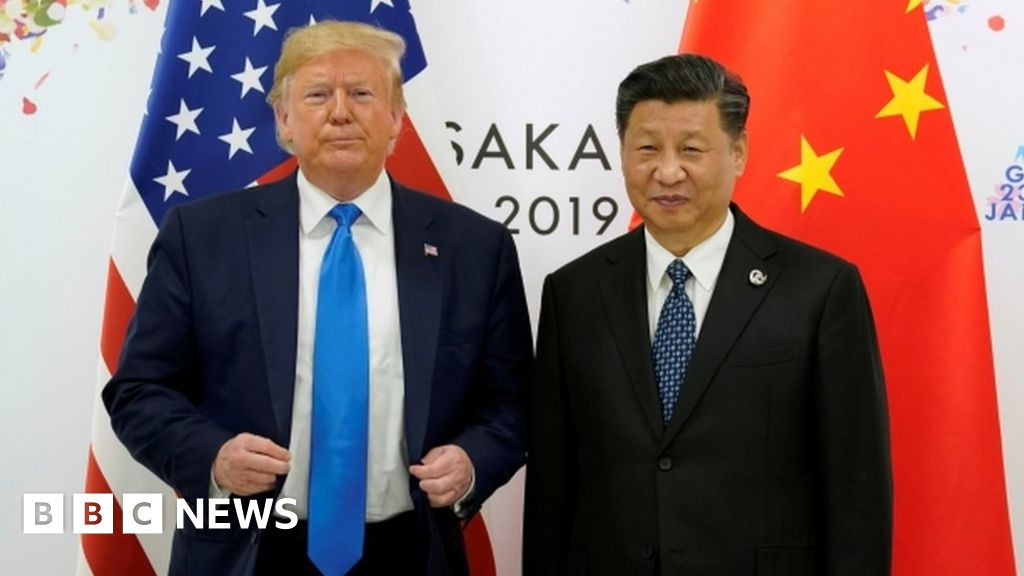 Trump moots Hong Kong meeting with China's Xi thumbnail
