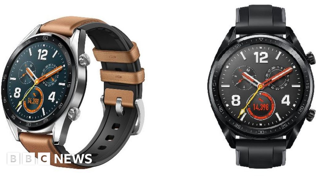 Huawei's Watch GT has no time for Android's Wear OS - BBC News
