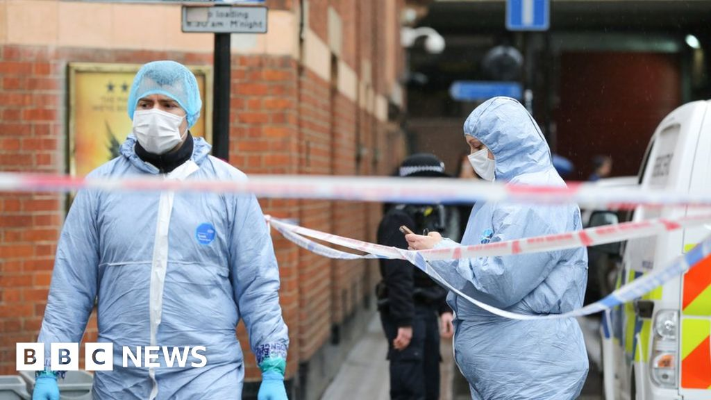 London homicides highest for year since 2008