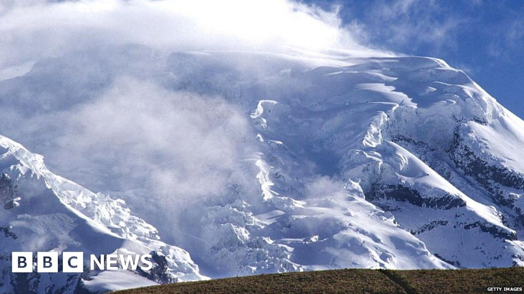 Bodies found on Ecuador volcano could be French climbers