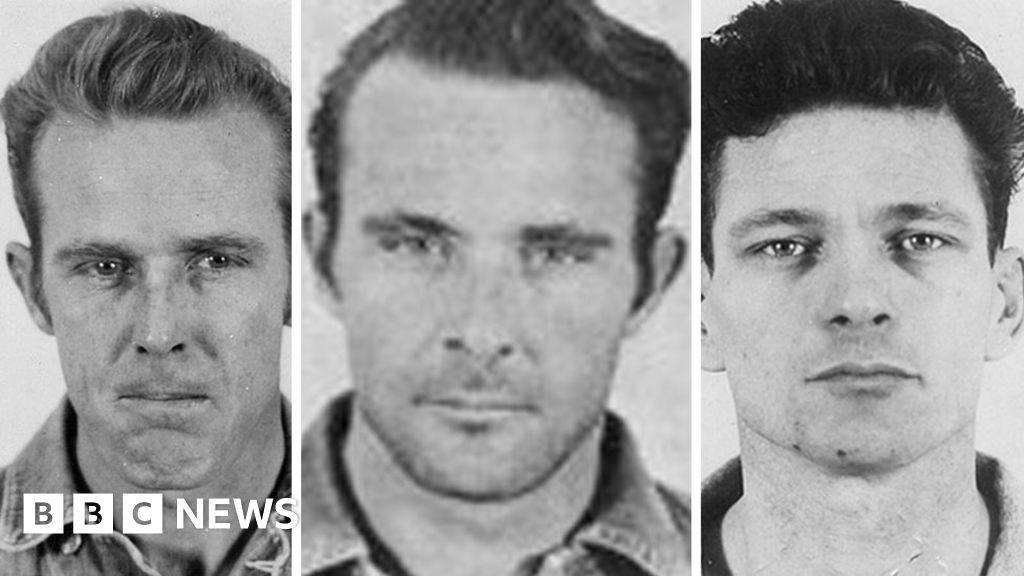 Alcatraz Escapees Alive