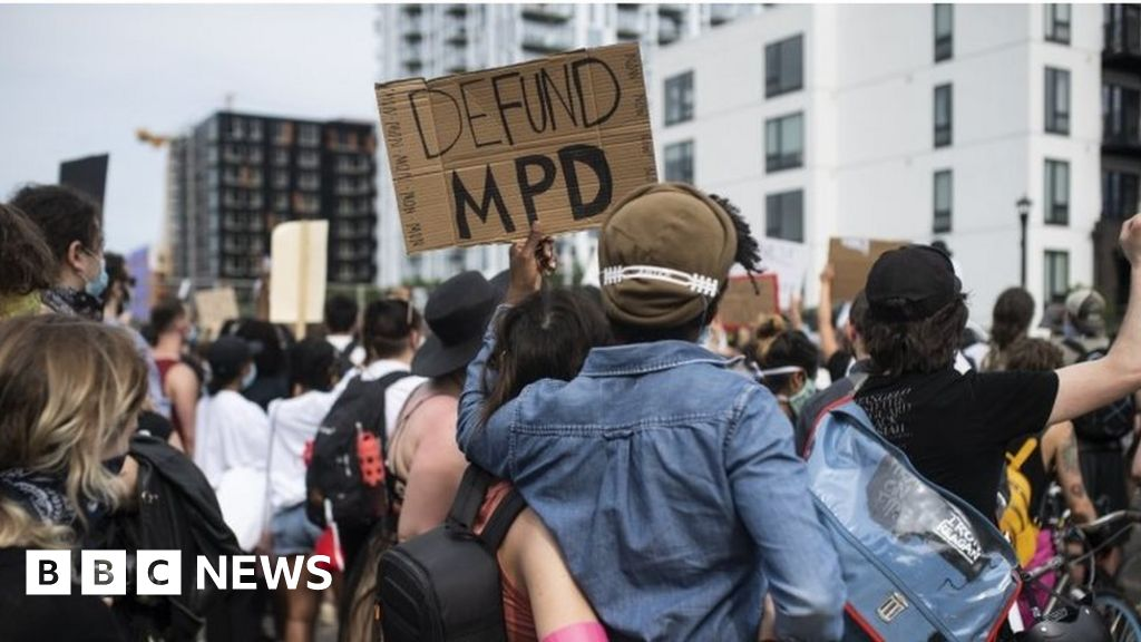 George Floyd: Minneapolis Council commitments to dismantle the police