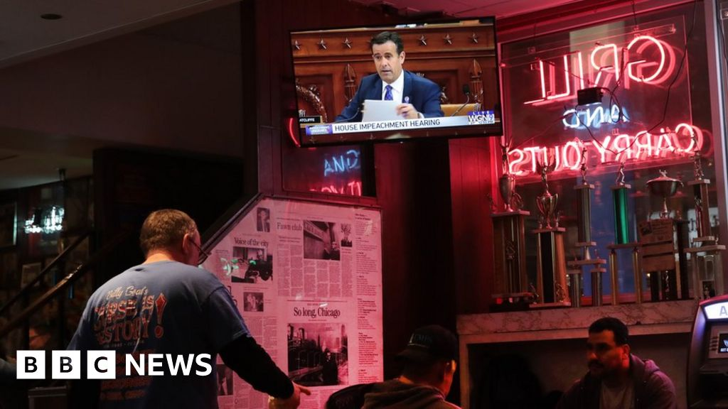 Trump impeachment inquiry: Right-wing media denounce 'boring' TV premiere