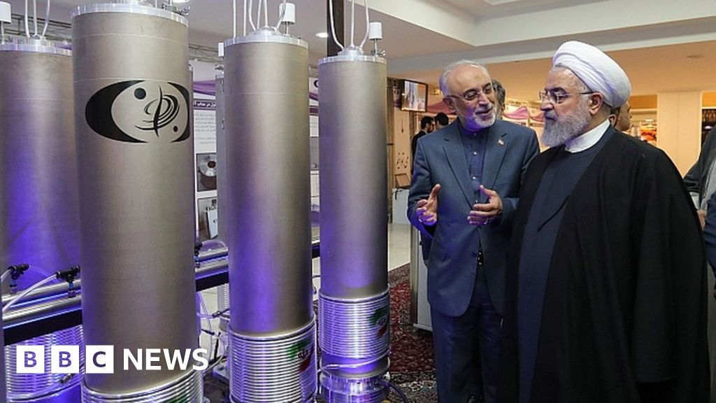 Iran roll back nuclear deal commitments
