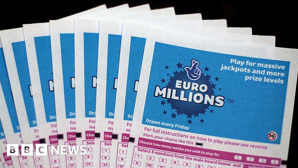 euromillion jackpot