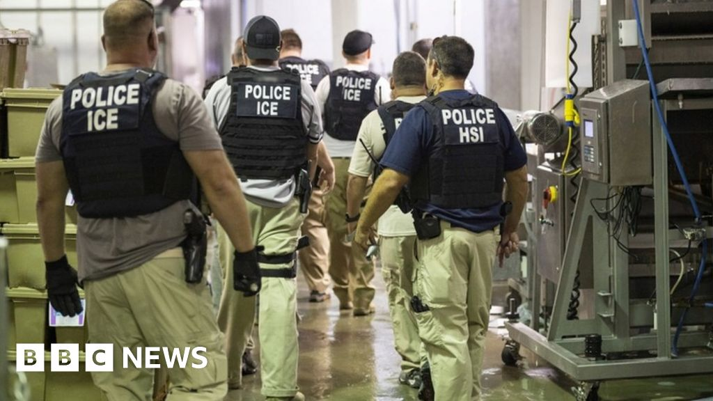 US immigration office shot at in 'targeted attack'