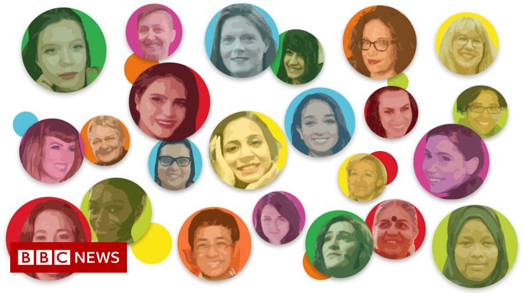 BBC 100 Women 2019: Who is on the list this year? - BBC News