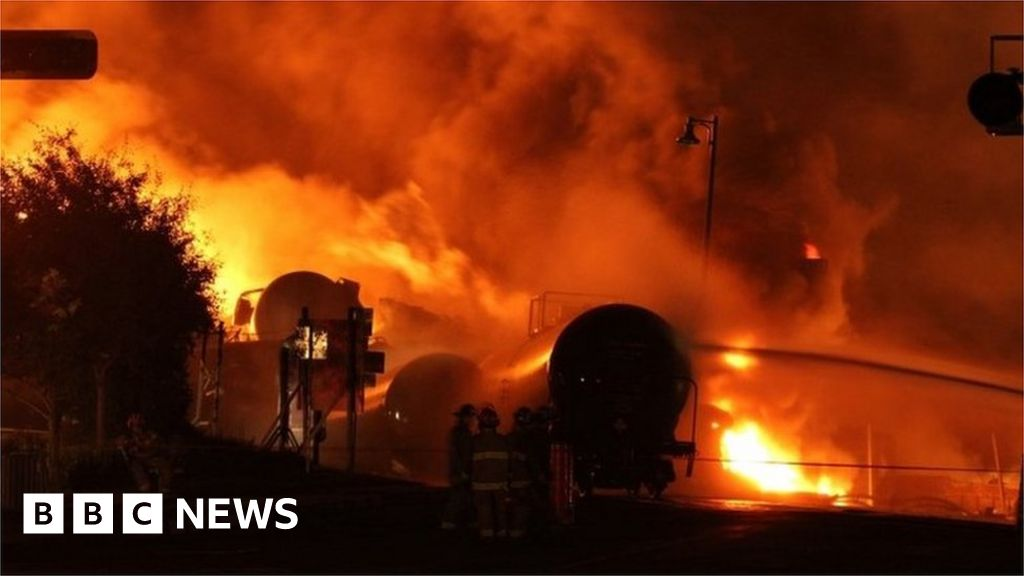 Rail workers cleared in Lac-Megantic trial