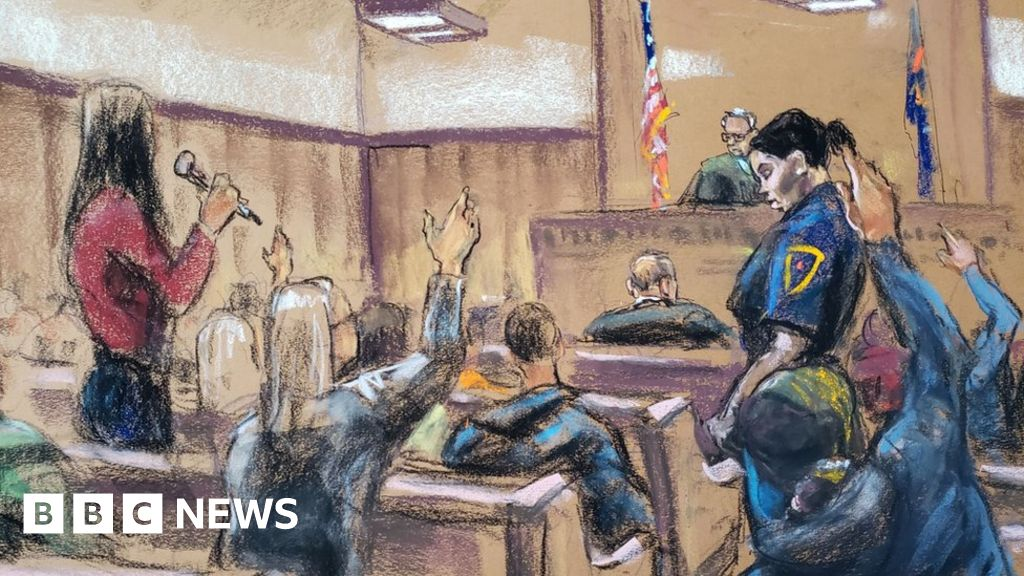Harvey Weinstein trial: How do you select a jury?