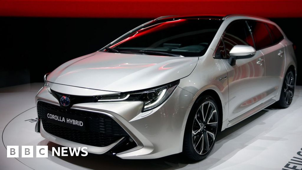 Toyota to build new Suzuki car at Burnaston factory