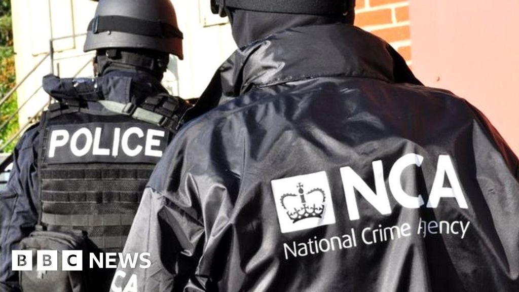 Man arrested on gun charges after organised crime raid in Ayrshire thumbnail