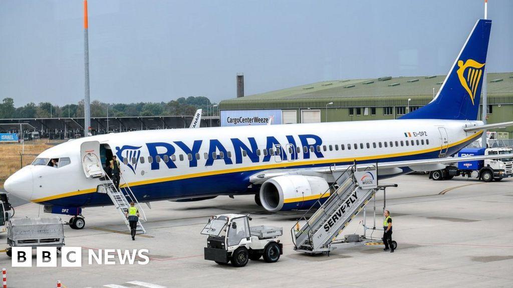 Ryanair strike: One in six flights cancelled in pilot walkout