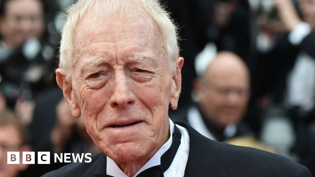 Max Von Sydow: the actor dies at the age of 90