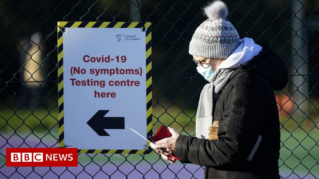 Covid-19: UK daily coronavirus cases top 60,000 for first time