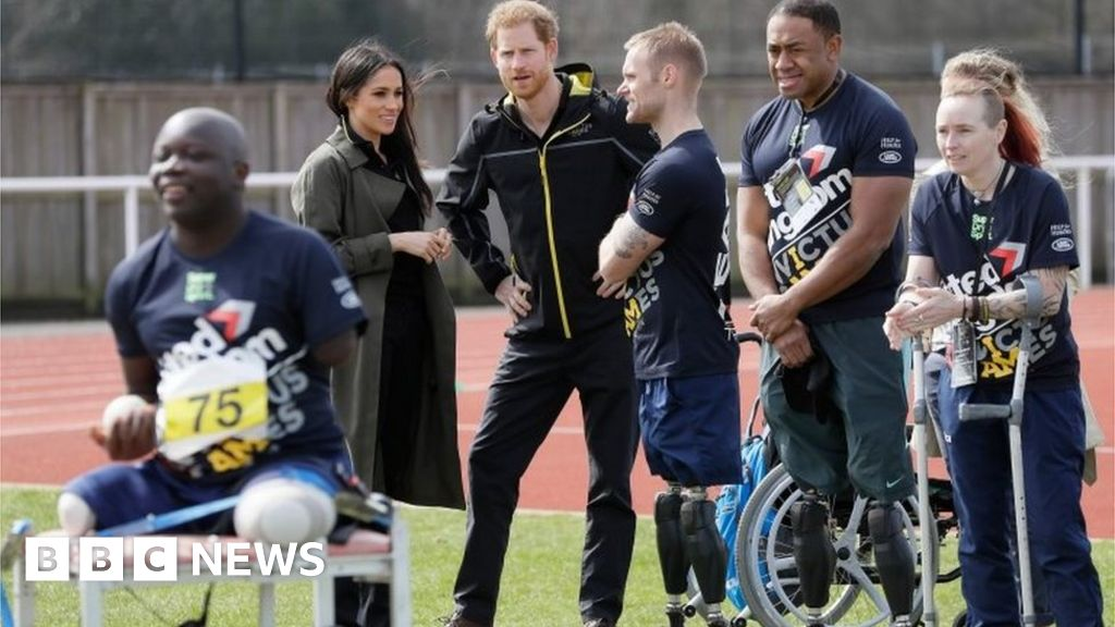 Invictus Games 2020.Netherlands To Host Fifth Invictus Games In 2020 Bbc News