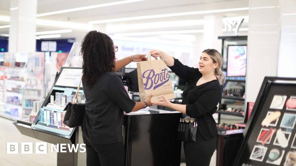 Boots rolls out paper bags after plastics row