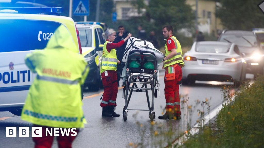 One person injured in Norway mosque shooting