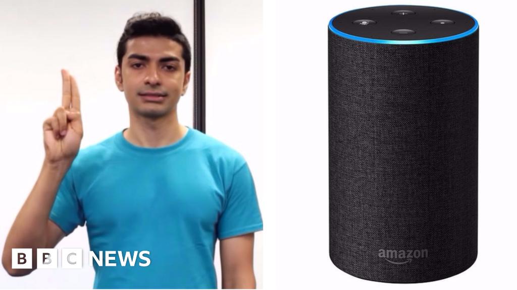 Sign-language Hack Lets Amazon Alexa Respond to Gestures