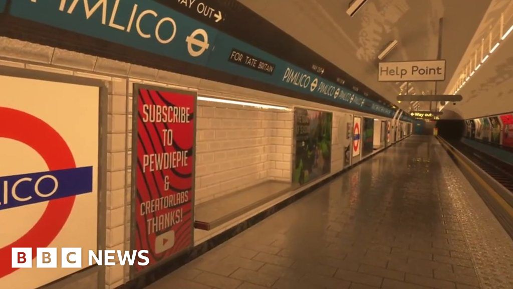 Fake London: The city built in Minecraft