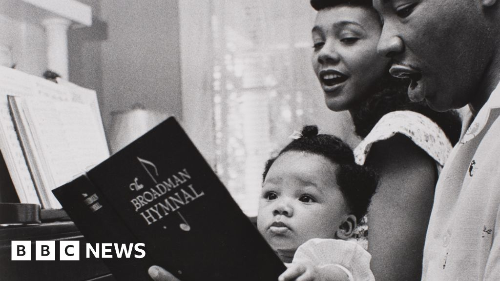Moneta sleet: The great black photographer you ve never heard of