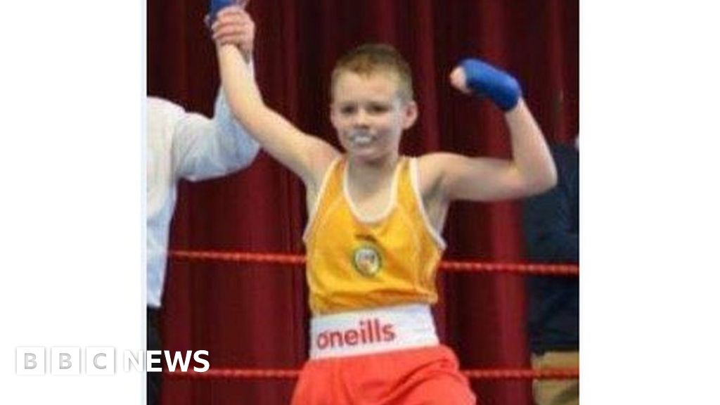 Eoin Hamill, 13, dies following collision with car in Belfast
