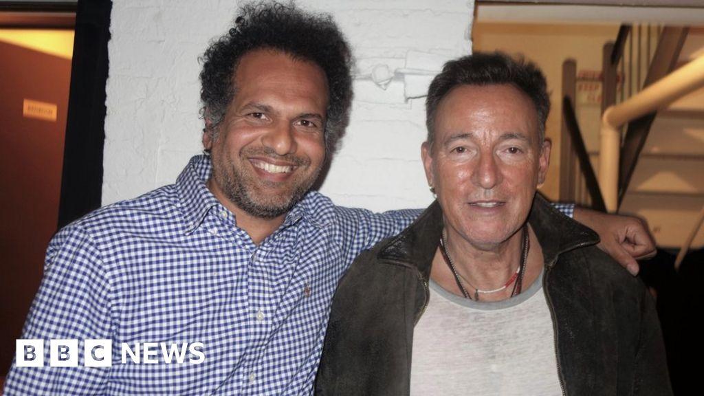 Film writer s bid to show Springsteen around Luton