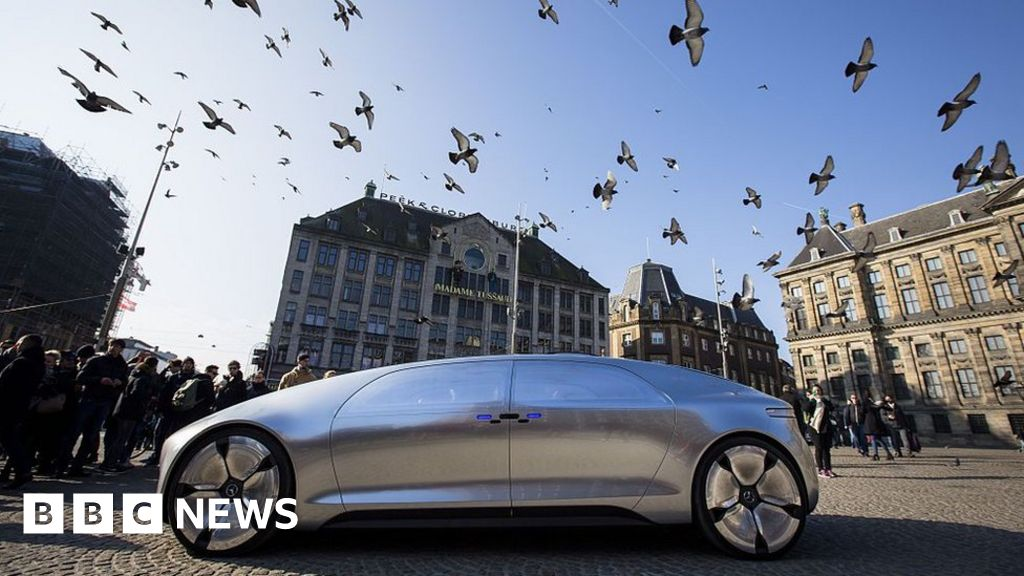 Driverless cars on UK roads by 2021 - really? - BBC News
