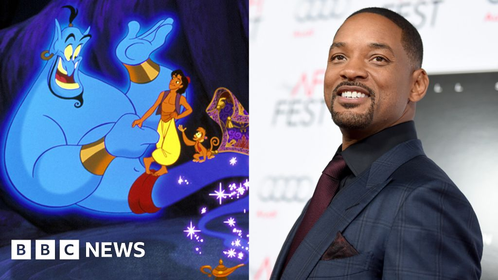 Can Will Smith make Genie role his own?