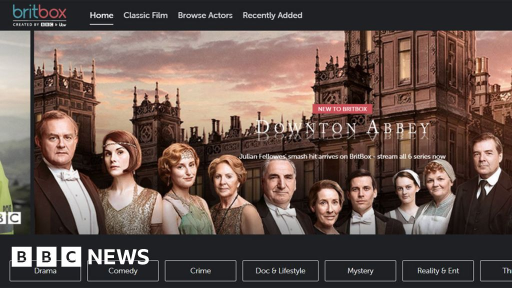 BritBox: UK broadcasters enter the streaming wars as new service launches