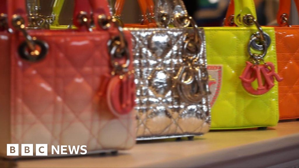 944746efe Small clothes, high prices: The trend for designer kids fashion - BBC News