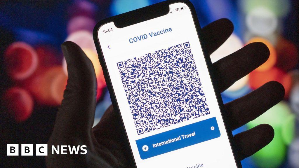 Covid in Scotland: Vaccine passport scheme enforceable by law