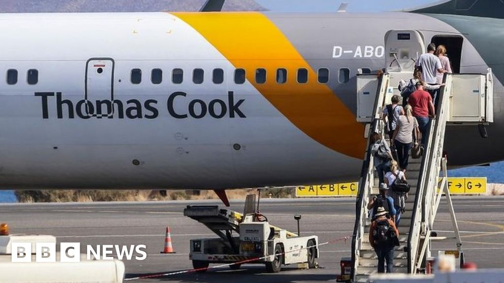 Fraudsters 'target Thomas Cook refund site'
