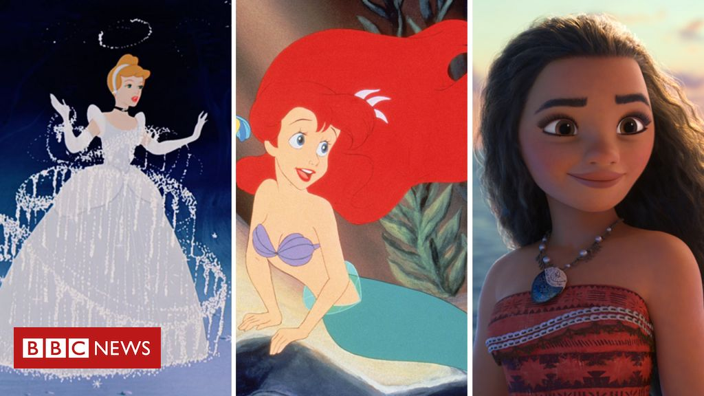 What can modern girls learn from Disney princesses? - BBC News