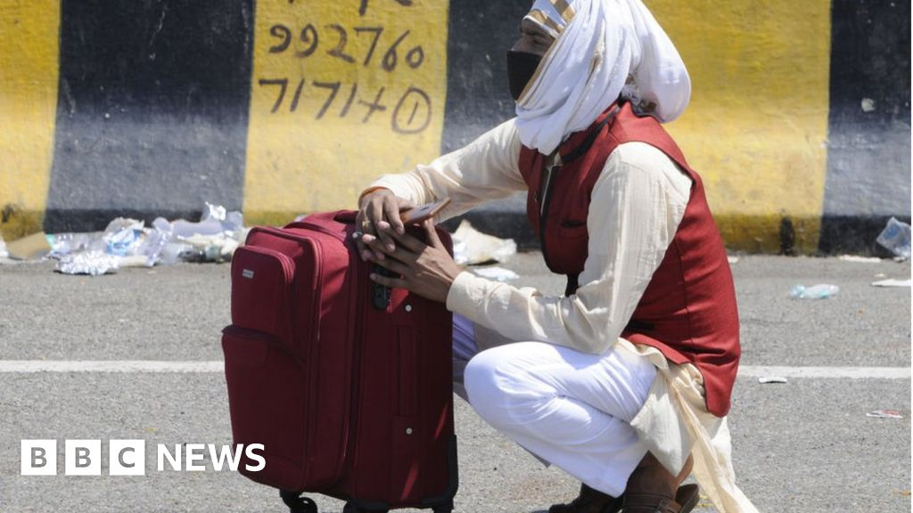 India's pandemic lockdown turns into a human tragedy thumbnail