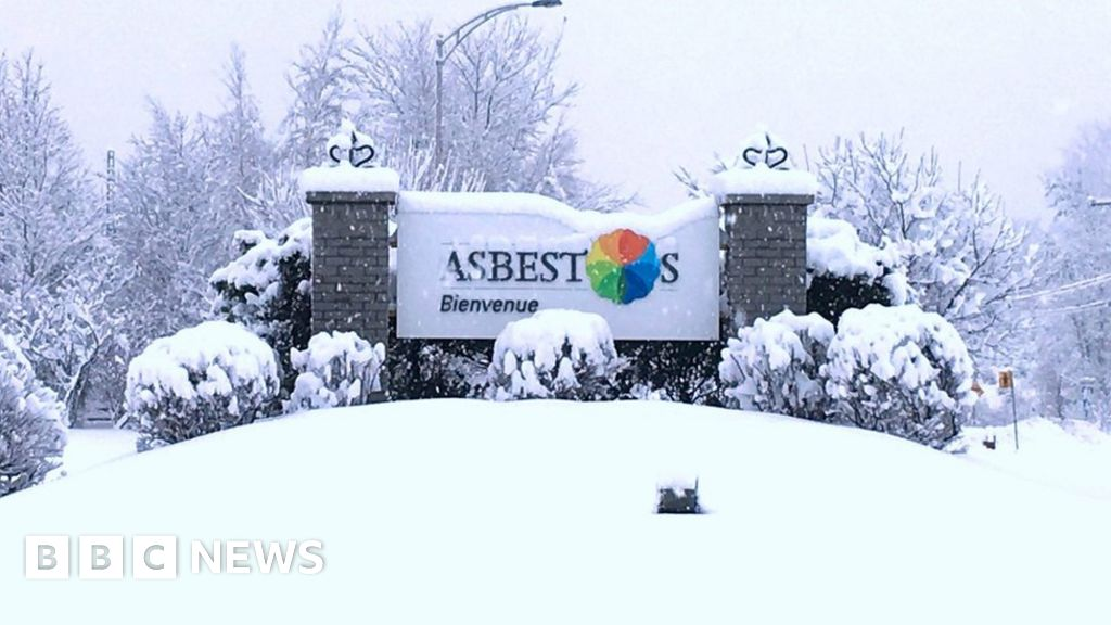 New name for a Canadian town called Asbestos