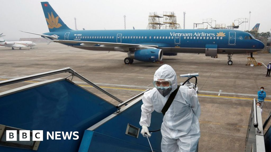 Coronavirus outbreak to cost airlines almost $30bn