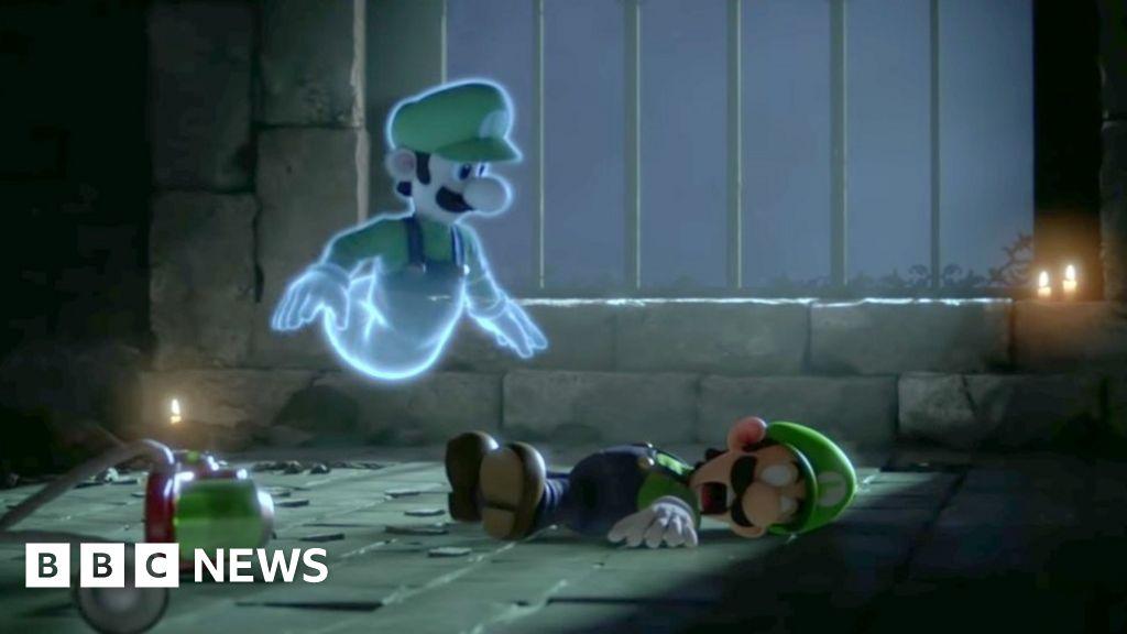 Mario brother Luigi 'killed' by Nintendo