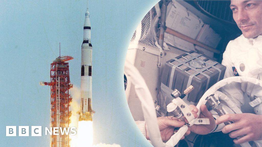 Apollo 13: a Deadly DIY in the room