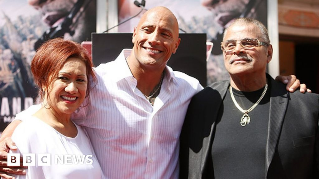 Dwayne 'The Rock' Johnson's father dies aged 75