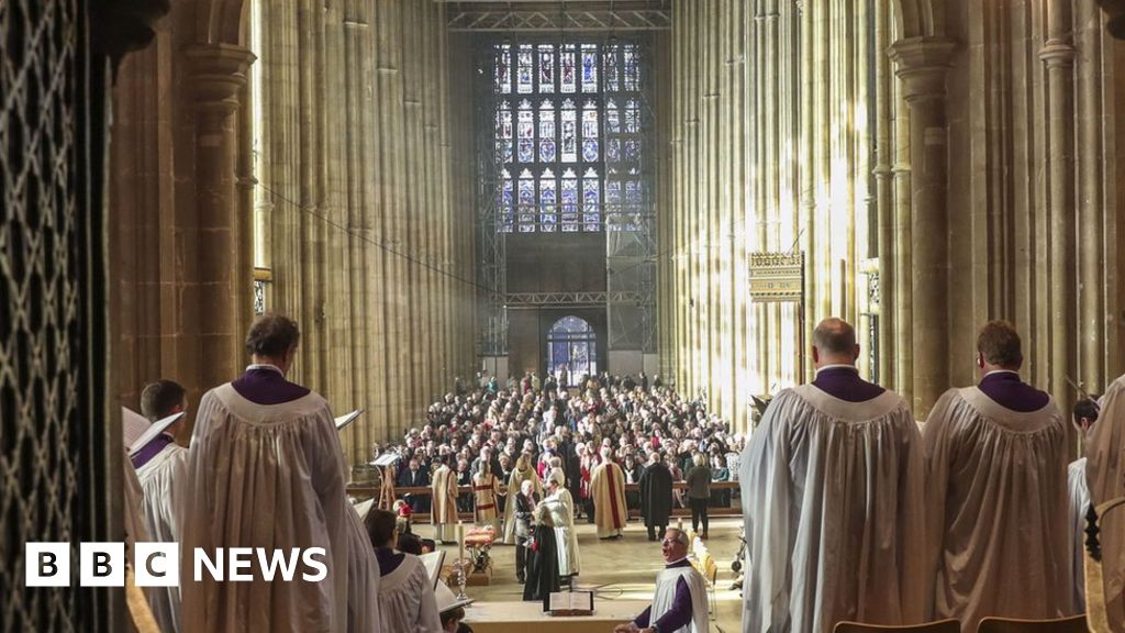 Justin Welby speaks of the London Bridge attack in the Christmas sermon