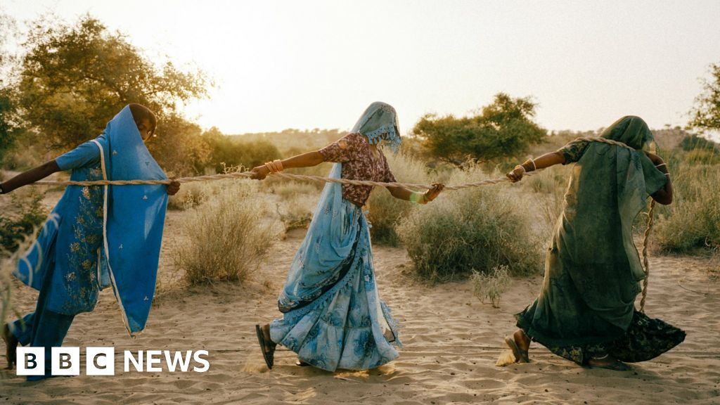 The global water crisis in pictures