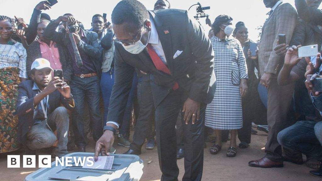 Malawi presidential election: State broadcaster says opposition win thumbnail