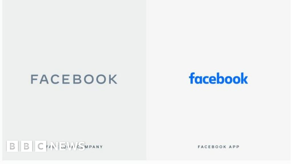 Facebook changes product branding to FACEBOOK thumbnail