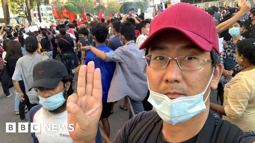 Myanmar charges Japanese journalist over alleged fake news