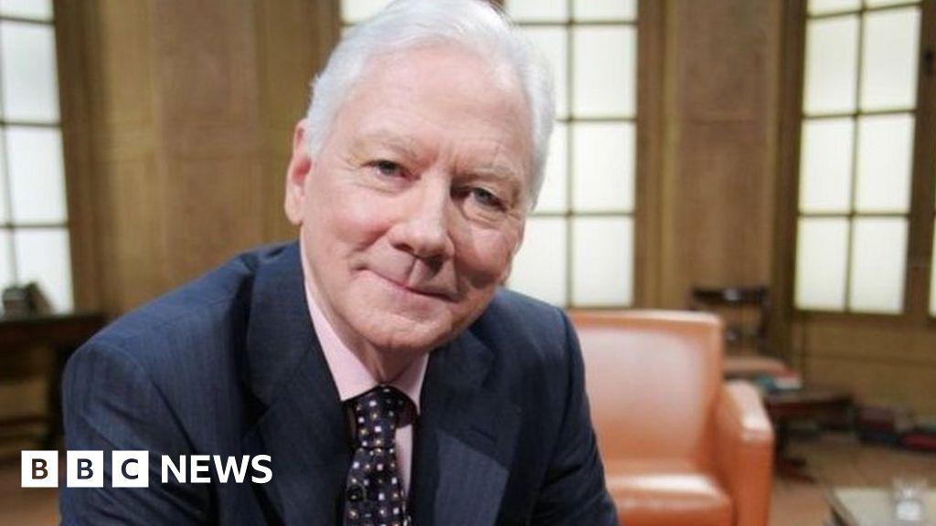 Gay Byrne: Veteran Irish broadcaster dies aged 85