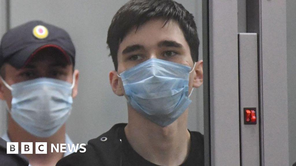 Russian shooting: Ilnaz Galyaviev accused of murder